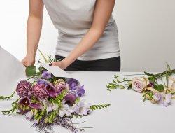 סידורי פרחים או זר