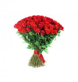 זר ורדים - אלף נשיקות
