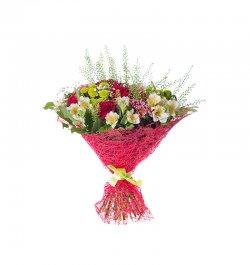 זר פרחים מרגו