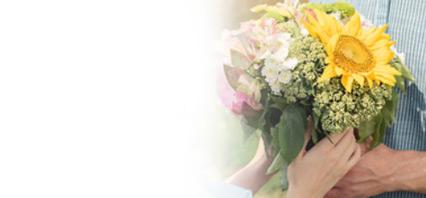 זרי פרחים וסידורי פרחים